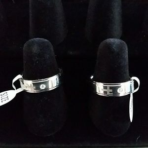 Jewelry - Stainless Steel Rings